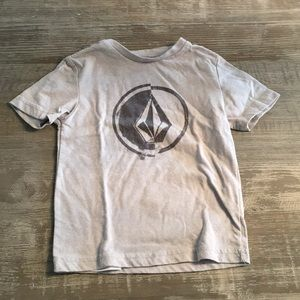 Volcom graphic t-shirt SS size 3T grey
